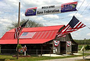 Kimball Tennessee hosts the 2011 TBF National Championship on Nickajack Lake