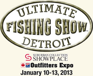 The NBAA Super Big Bass and Angler of the Year drawings will be Saturday January 12th at the 2013 Ultimate Fishing Show Detroit