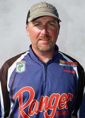 Wilkesboro North Carolina bass pro Tracy Adams is Bassmaster Classic bound as 2010 BASS Northern Opens points runner-up
