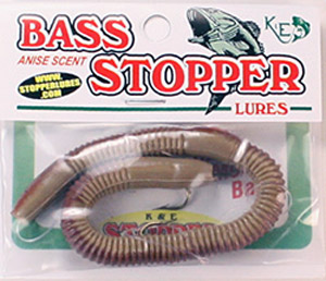 Bass Stopper pre-rigged worms have been around for decades.