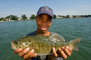 The Michigan Department of Natural Resources is asking for public input through public meetings and online survey on proposed bass season regulation changes