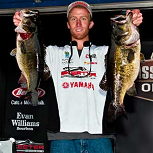 Bassmaster Opens angler Brandon Card hopes to qualify for the 2012 Elite Series through the Southern Opens