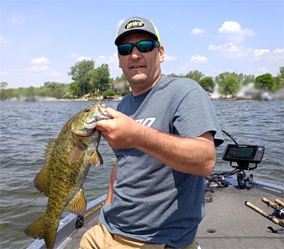 Bryanp and me at two lakes for Lake bryan fishing