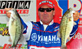 Kicker Fish pro Cody Bird leads day one of the PAA Lake Lanier bass tournament with 16.46 pounds