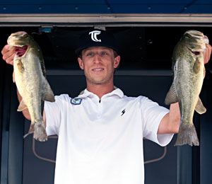 Fletcher Shryock almost quit the Bassmaster tournament series but now has qualified for the 2012 Bassmaster Classic and Elite Series