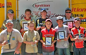 The Magnolia-Tomball Bass Club founded the Ignition Bass Youth Fishing League