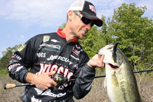 Bassmaster Elite Series Angler John Crews joins the 2013 Perfect Outdoor Products Pro Staff using their Troll Perfect trolling motor tension adjusting system