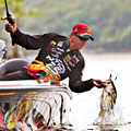 Q & A with Kevin VanDam is back at the 2013 Ultimate Fishing Show Detroit on Thursday January 10