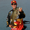 Compete against Kevin VanDam when he fishes with Rich Hale Tuesday August 14 2012 on Gun Lake in the NBAA Division 24 team bass tournament