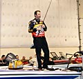 Number one bass tournament angler in the world Kevin VanDam to headline seminars Saturday only at 2011 Detroit Ultimate Fishing Show January 13-16