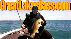 GreatLakesBass.com - Extensive bass fishing home page specializing in Great Lakes, Michigan, Indiana, Illinois, Iowa, Ohio, Wisconsin, Minnesota, New York, Pennsylvania and Ontario bass fishing techniques, news, issues, conservation, bass fishing reports, bass biology, tournament strategy, bass fishing lure and fishing tackle, bass fishing forum and fishing message board, logistics and safety, and product information.