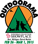 2015 Outdoorama has plenty to offer any angler, hunter or outdoors person including over 50 free seminars