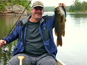 Ramsey Dowgiallo has been traveling through the Boundary Waters Canoe Area for almost twenty years