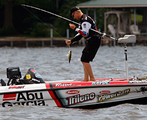 Win a bass fishing trip with Bassmaster Elite Angler Bradley Roy