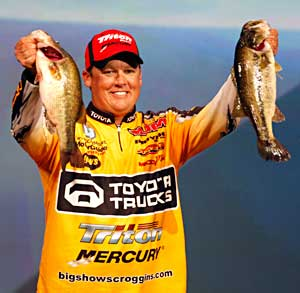 Elite angler Terry Scroggins lives on Florida's St. Johns River, location of the Elite event after the Harris Chain
