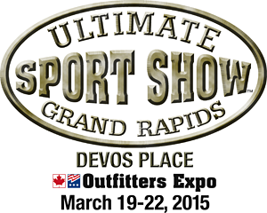 The 2015 Ultimate Sport Show Grand Rapids annual Tony Gates Michigan Sportsmen Against Hunger food drive March 19